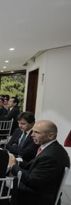 Celebración 30 años de NEC en Colombia (Federación Nacional de Cafeteros)