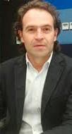 Alcalde de Medellín Dr. Federico Gutiérrez