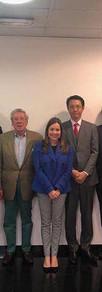 Ministerio de Comercio Industria y Turismo Viceministra de Comercio Exterior Dra. Laura Valdivieso