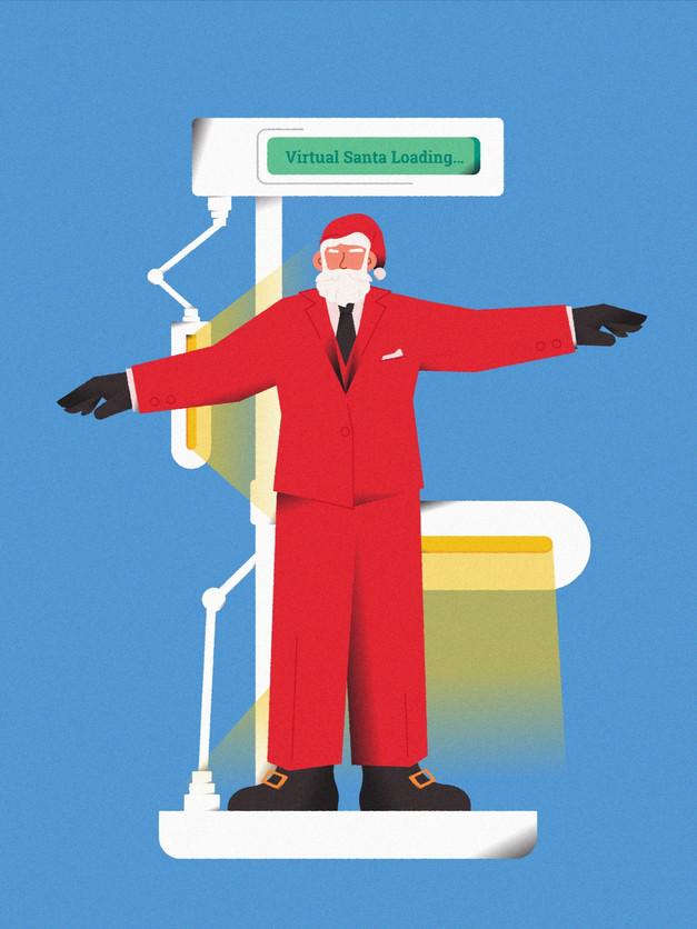 How DMI Helped Santa Save Christmas