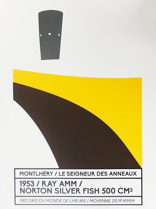 Affiche Montlhéry / Le seigneur des anneaux - N° 14