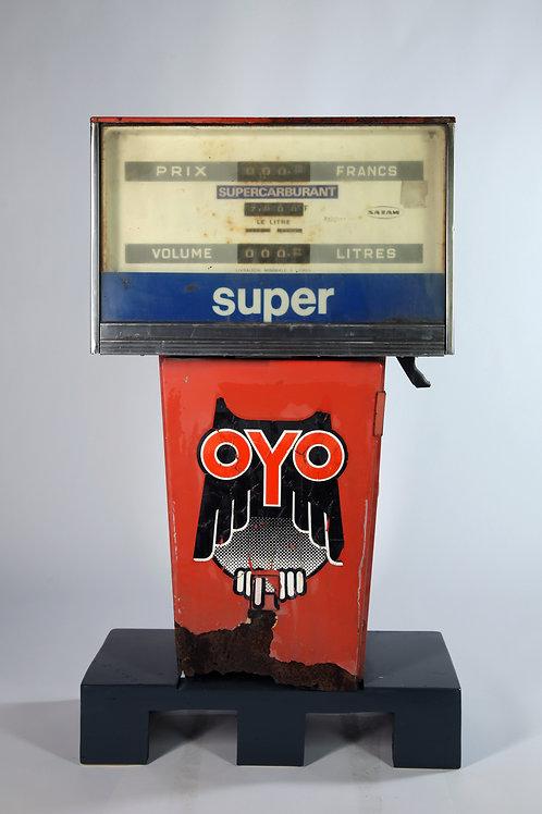 9- Pompe OYO super