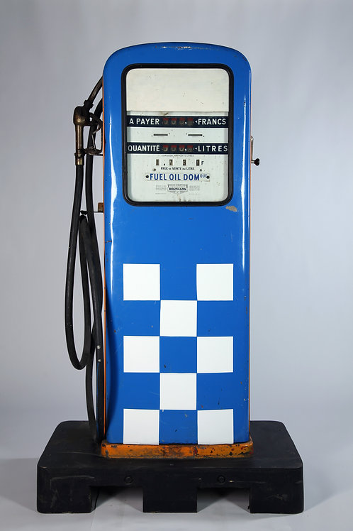 3- Pompe fuel/oil domestique