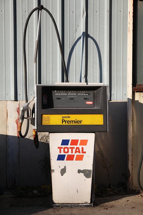 23- Pompe TOTAL gazole