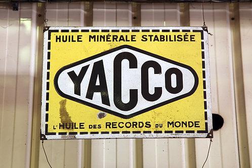 60 - Tôle peinte YACCO