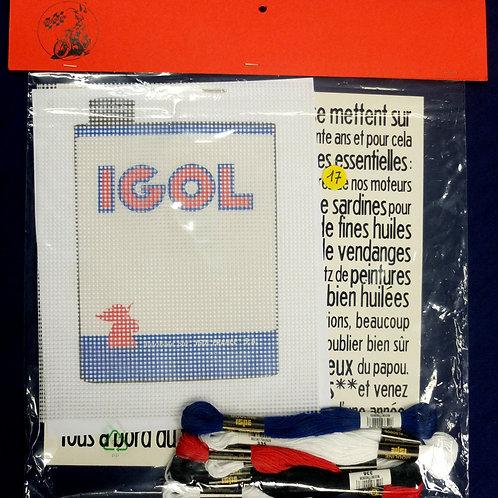 Canevas Igol - N° 17