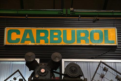 8 - Enseigne lumineuse CARBUROL