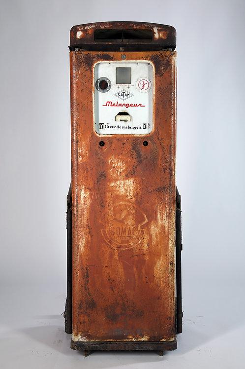 12- Pompe SATAM mélangeur (huiles somac)