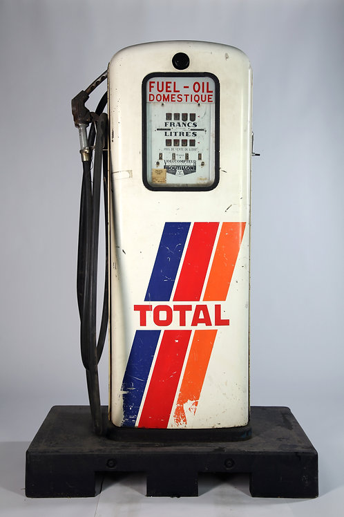 22- Pompe TOTAL fuel/oil