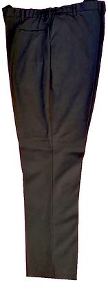 ELASTIC WAIST PANTS / PANTALON À TAILLE ÉLASTIQUE # BB60 (Black)