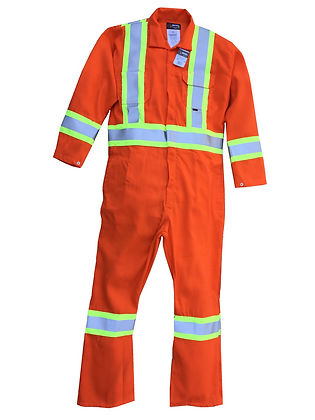 COVERALL BIG BILL / COUVRE-TOUT BIG BILL AMPLITUDE (ORANGE)