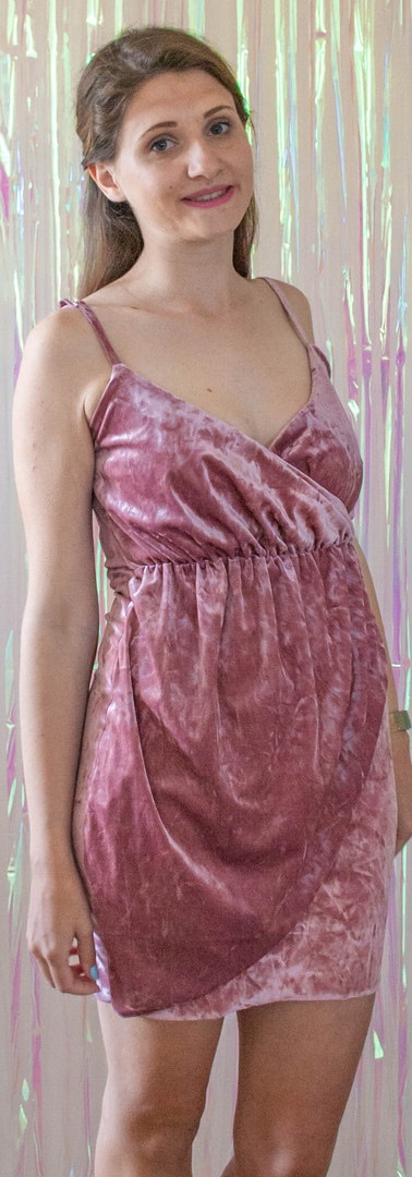 Rose gold velvet dress Front.jpg