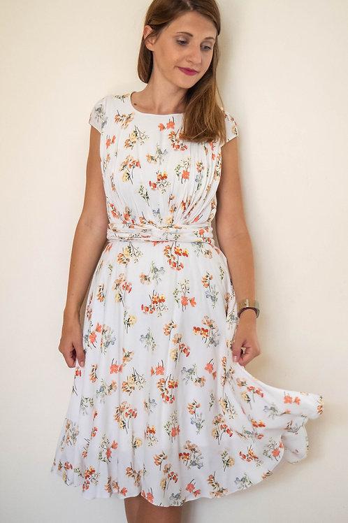 Vera Floral Dress