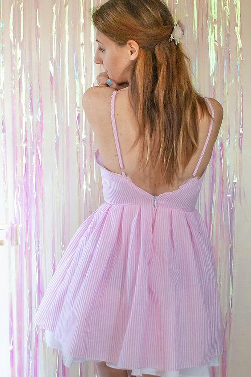 Novara Candy Bow Dress