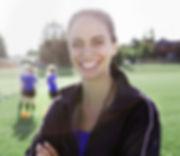 Female Soccer Coach