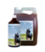 Biosa Horse kan købes som 1 og 5 liters dunke samt 3 liter bagin-box