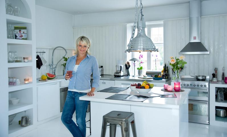 Lene Hansson om Vita Biosa