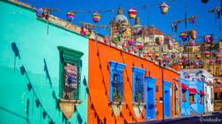 Oaxaca es color