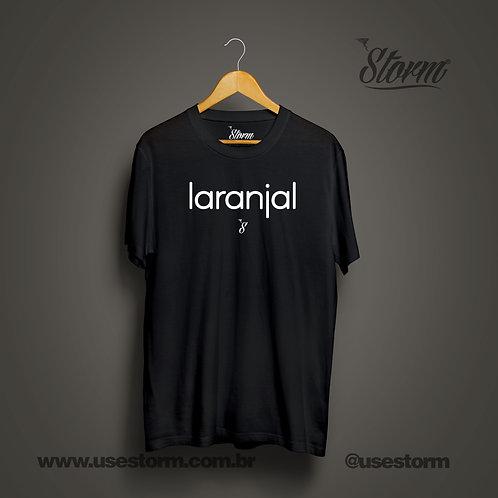 Camiseta Storm Laranjal