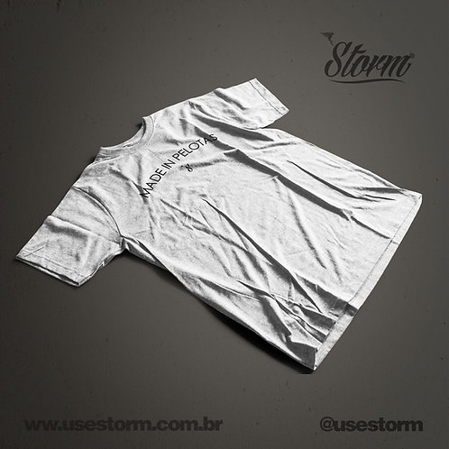 Camiseta Storm Made in Pelotas