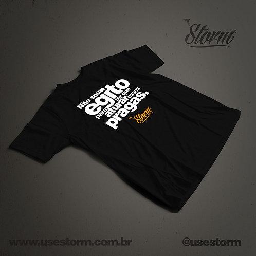 Camiseta Storm Não sou Egito