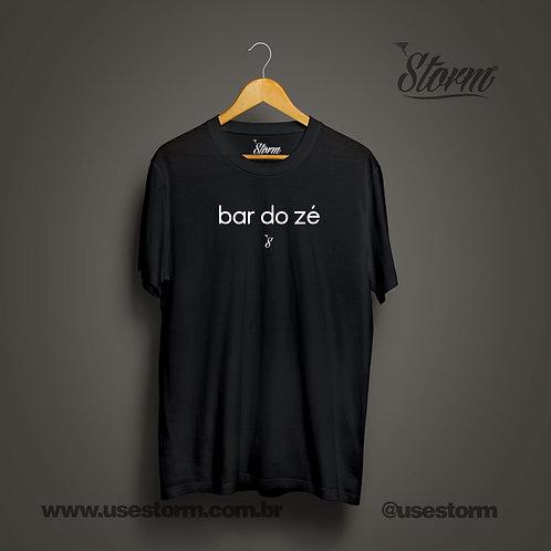 Camiseta Storm Bar do Zé