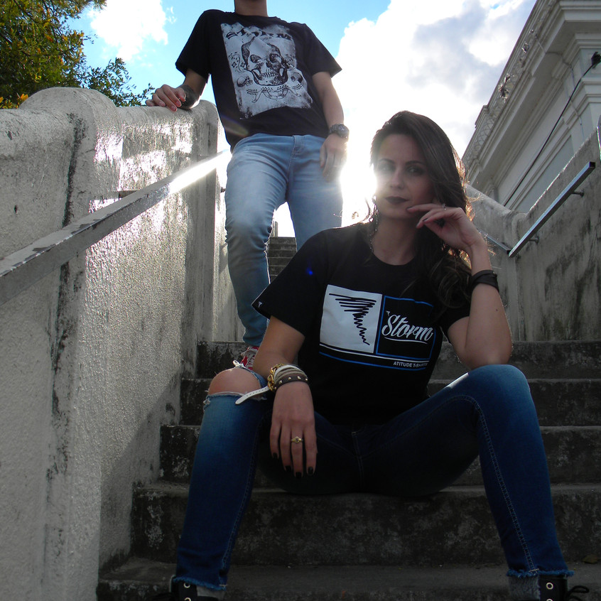 Storm Atitude T-Shirts