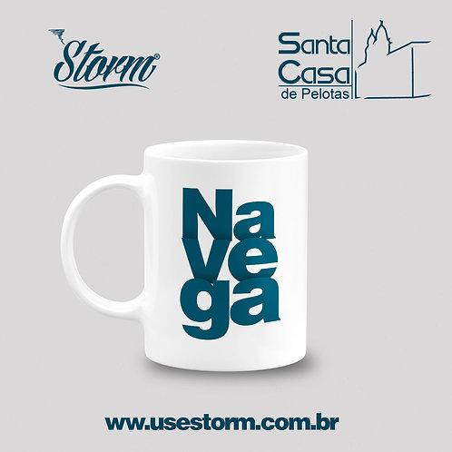 Caneca Storm & Santa Casa Navega