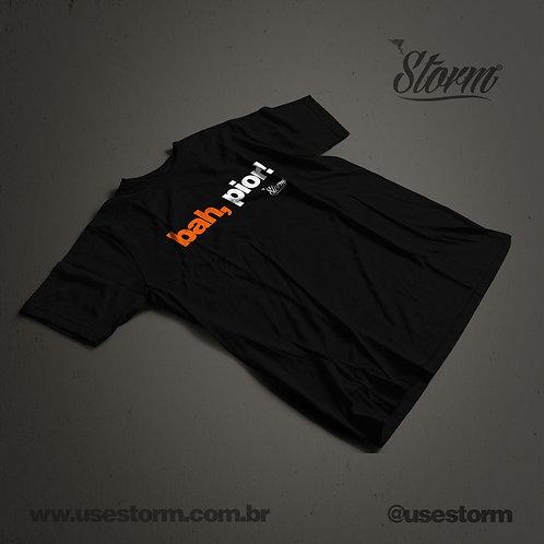 Camiseta Storm Bah, Pior!