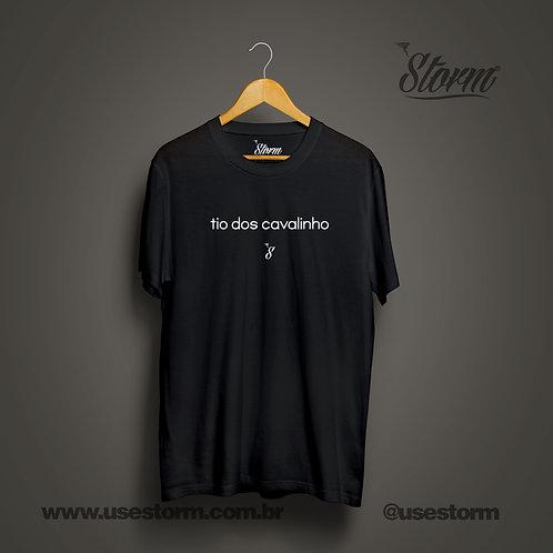 Camiseta Storm Tio dos Cavalinho