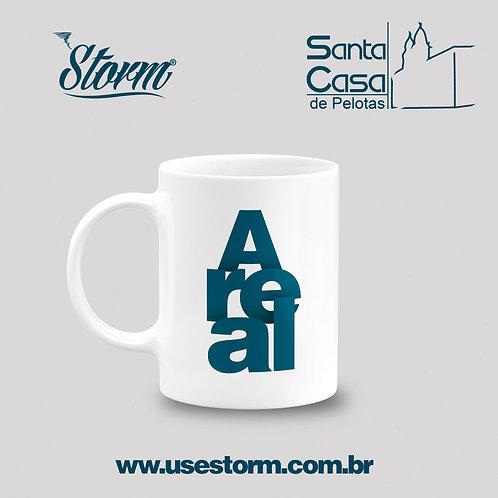 Caneca Storm & Santa Casa Areal