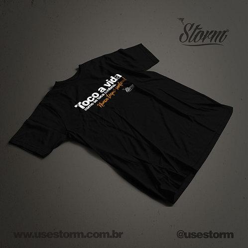 Camiseta Storm Toco a vida