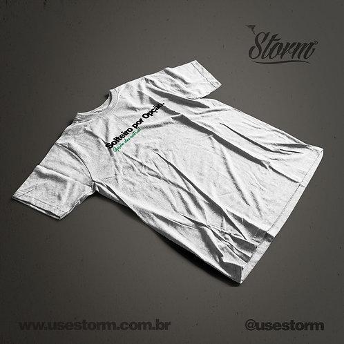 Camiseta Storm Solteiro por opção