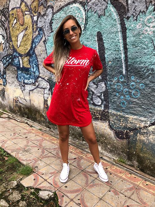 Camiseta Storm Long Size Splash