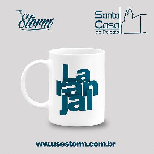 Caneca Storm & Santa Casa Laranjal