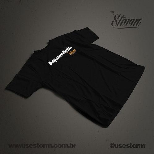 Camiseta Storm Aquamônio