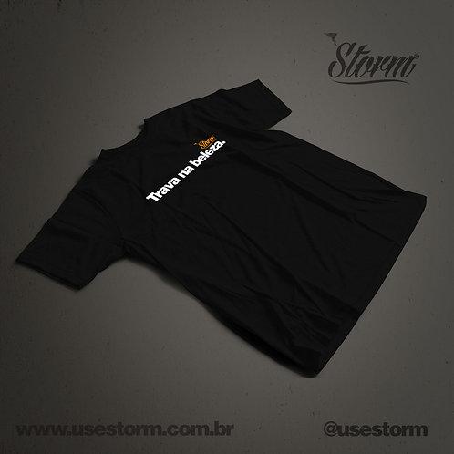 Camiseta Storm Trava na beleza