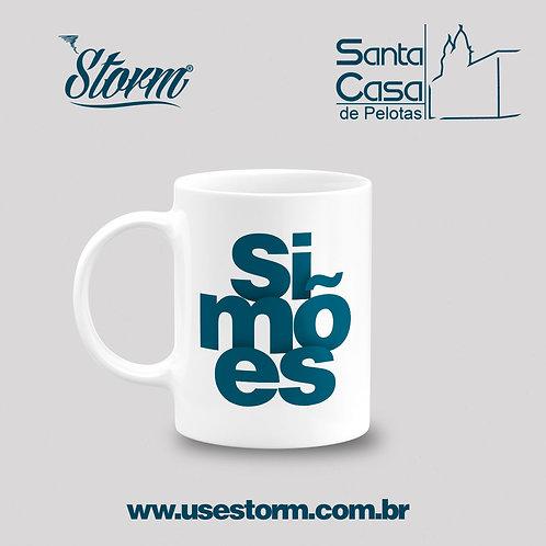 Caneca Storm & Santa Casa Simões