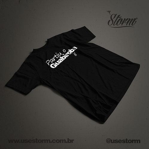 Camiseta Partiu Guabiroba