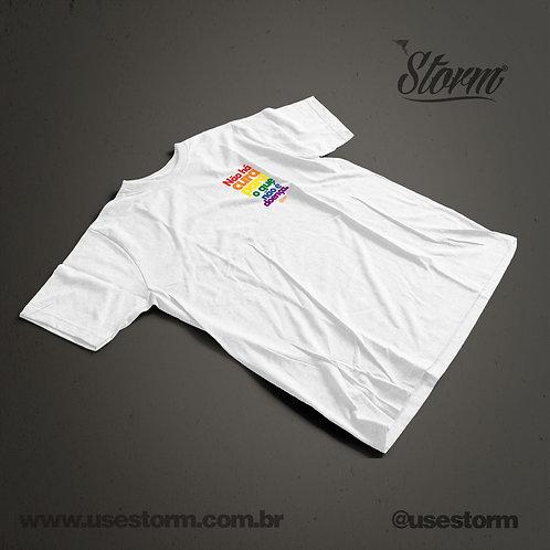 Camiseta Storm Não há cura II