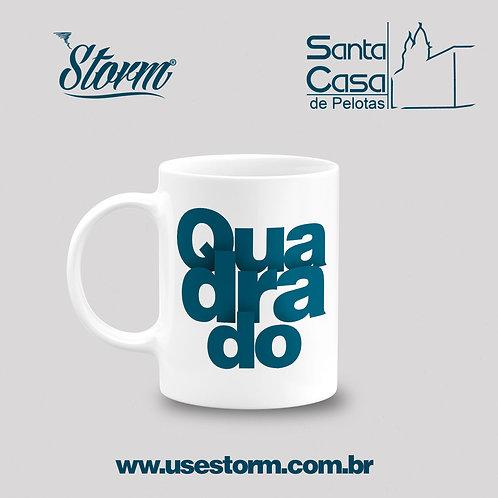 Caneca Storm &  Santa Casa Quadrado