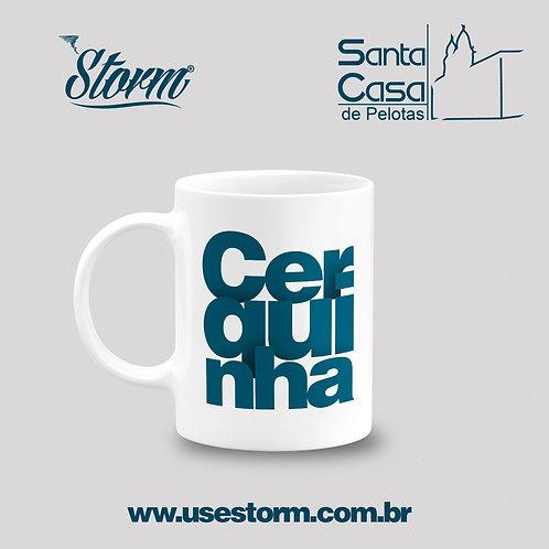 Caneca Storm & Santa Casa Cerquinha