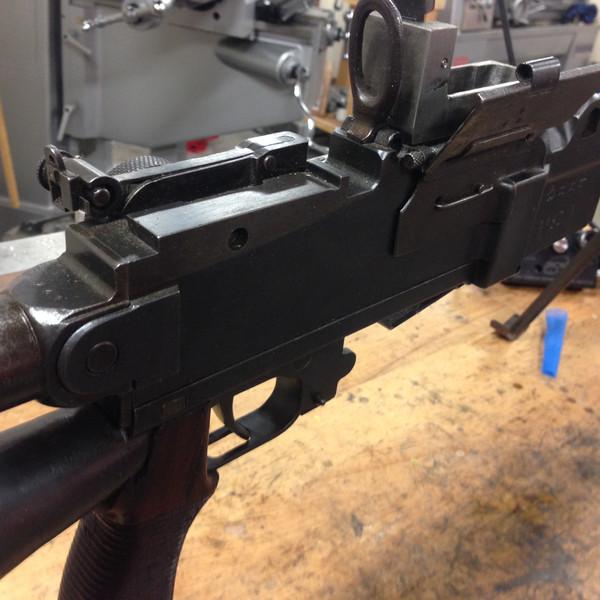 Machine Gun Work