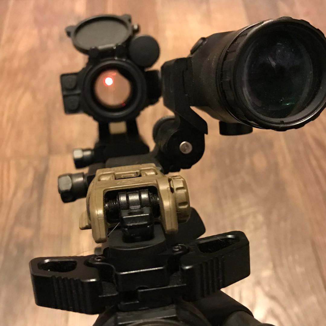 Custom Optice Setups