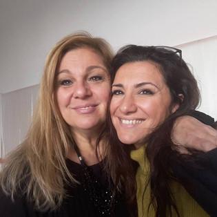 Con Eleonora Bruni