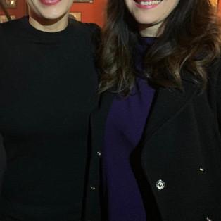 Con Malika Ayane