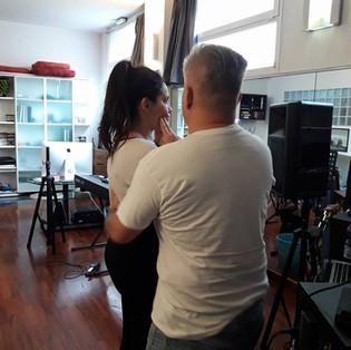 A lezione con Greg Enriquez a Milano