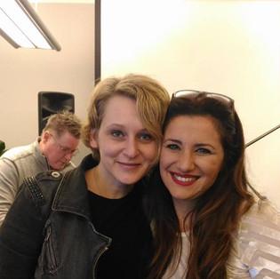 Con Stephanie Borm Kruger