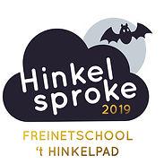 Hinkelsproke 2019 - Logo met Hinkelpad.j