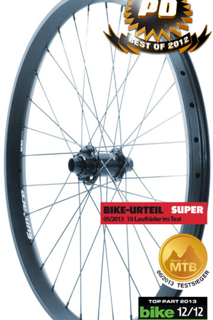 Syntace W40 MXS Front Wheel